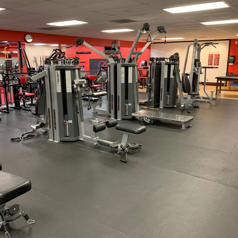 Strength Training and Free Weights - Desert Sports & Fitness