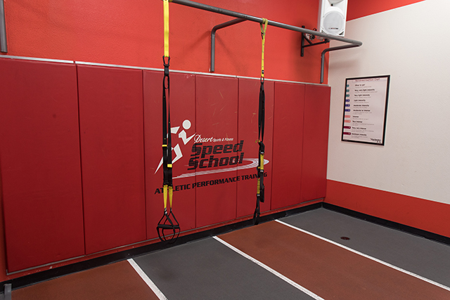 Desert Speed School at Desert Sports and Fitness